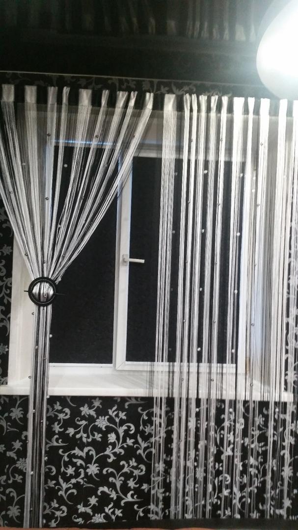Кисея Радуга с ромбами col 31 в интерьере 2