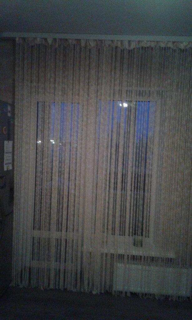 Кисея Спираль col 14 в интерьере