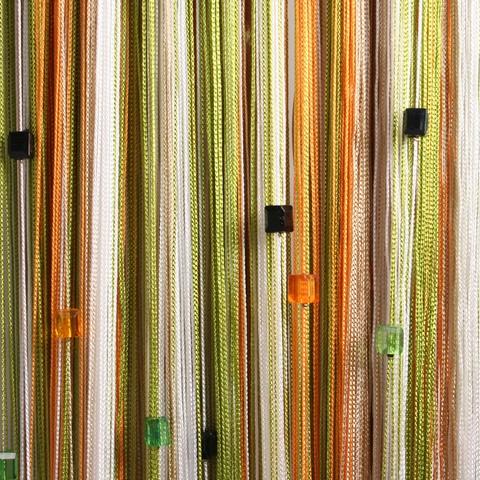Кисея радуга с кубиками col 106