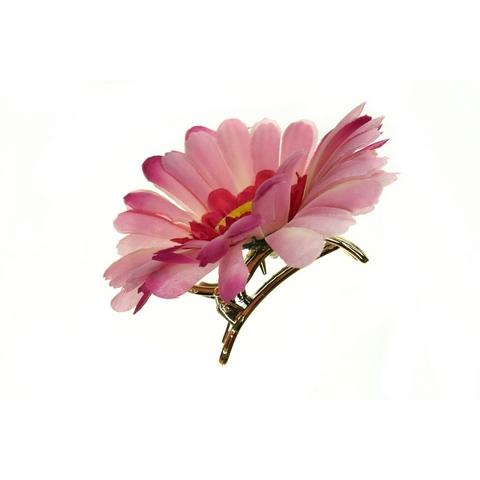 Клипса Маленький цветок col Розовый