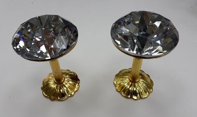 Крючки для подхватов S-10908 золото