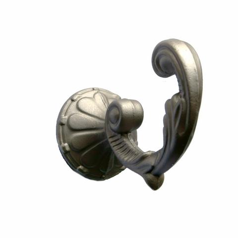 Крючок Ветка col Серебро матовое