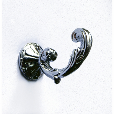 Крючок Ветка col Серебро