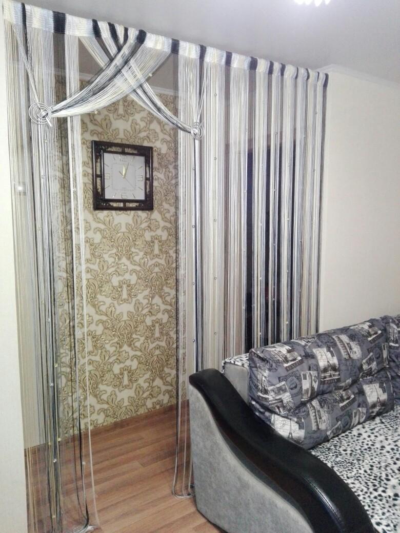Фото нитяные перегородки шторы последний