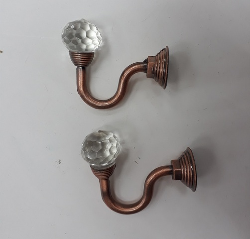 Крючки для подхватов S-0131 медь