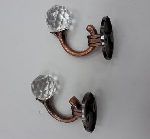 Крючки для подхватов S-0803 медь