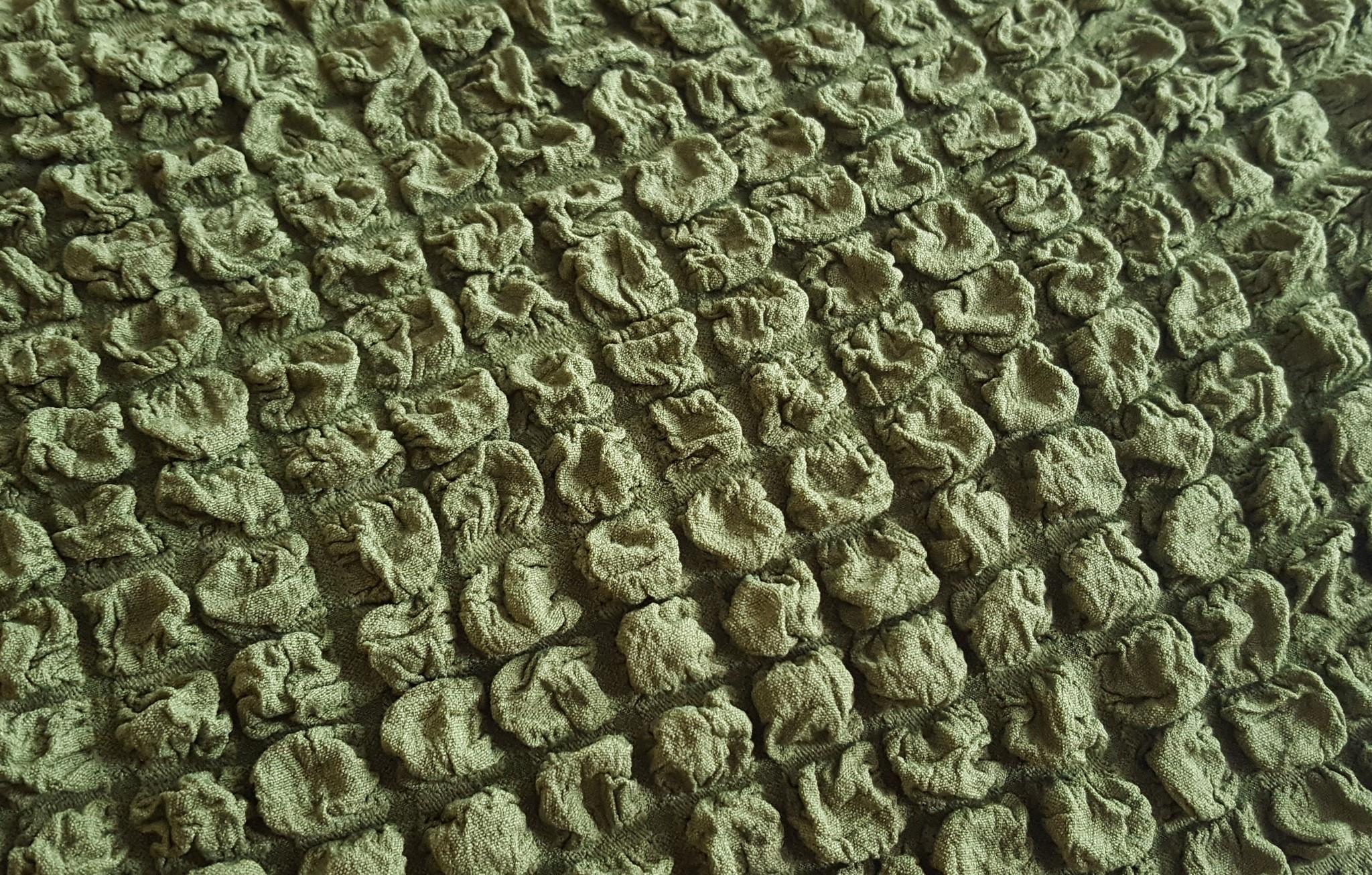 Чехол на 3-х местный диван зеленый 1